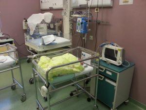 bolnišnica, otrok