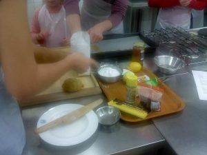 kuharska delavnica