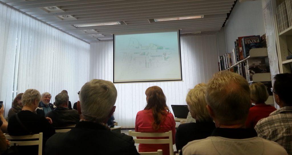 predstavitev idejne zasnove tržnice