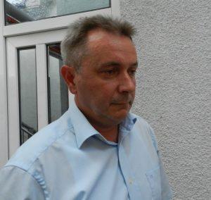 Direktor Komunale Zagorje, Sandi Grčar.