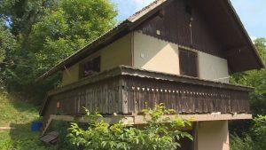 Hiša umorjenega Braneta Bajde, foto: POP TV