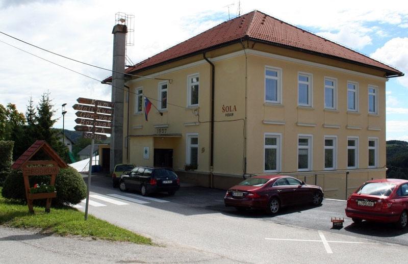 Podružnična šola Podkum