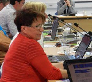 Predsednica KS Čemšenik Ana Režun.