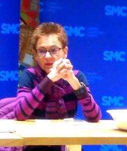 Državna sekretarka na Ministrstvu za zdravje, dr. Nina Pirnat