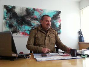 Direktor DDT, Zoran Poznič.