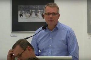 Tomaž Sihur, vodja oddelka za prostor, okolje in gospodarske javne službe na Občini Hrastnik